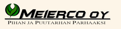 Meierco Oy offers gardening services.